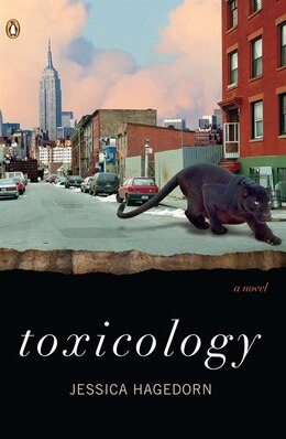 Book Toxicology: A Novel by Jessica Hagedorn