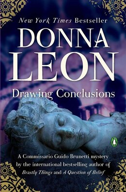 Book Drawing Conclusions by DONNA LEON