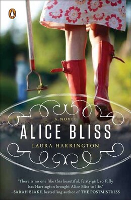 Book Alice Bliss: A Novel by Laura Harrington