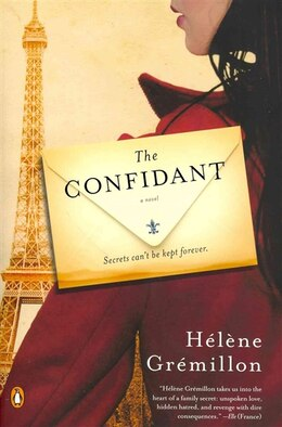 Book The Confidant: A Novel by Helene Gremillon