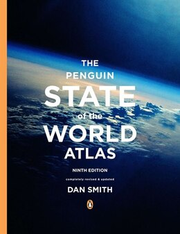 Book The Penguin State Of The World Atlas: Ninth Edition by Dan Smith