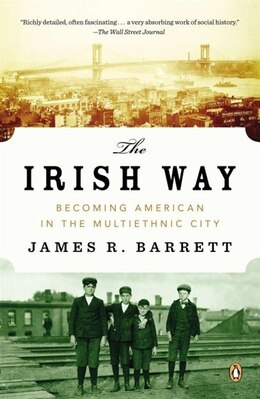 Book The Irish Way: Becoming American In The Multiethnic City by James R. Barrett