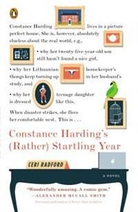 Book Constance Hardings Rather Startling Year: A Novel by Ceri Radford