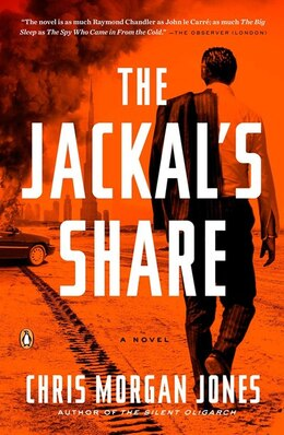 Book The Jackal's Share: A Novel by C Jones