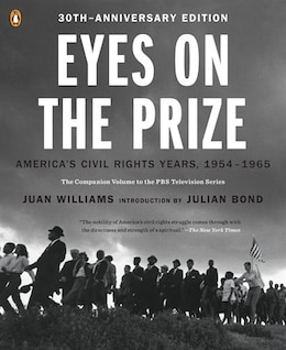 Book Eyes On The Prize: America's Civil Rights Years, 1954-1965 by Juan Williams