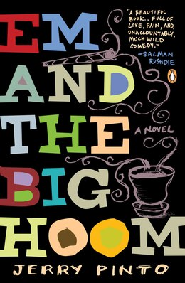 Book Em And The Big Hoom: A Novel by Jerry Pinto