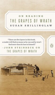 Book On Reading The Grapes Of Wrath by Susan Shillinglaw