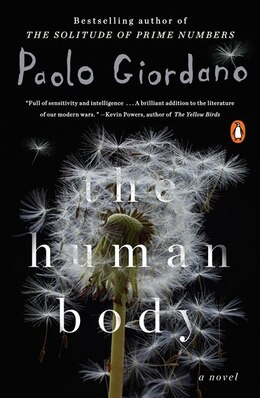 Book The Human Body: A Novel by Paolo Giordano