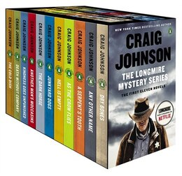 Book The Longmire Mystery Series Boxed Set Volumes 1-11: The First Eleven Novels by Craig Johnson