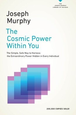 Book The Cosmic Power Within You by Joseph Murphy
