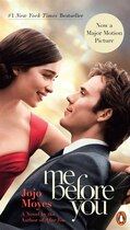 Book Me Before You: A Novel (movie Tie-in) by Jojo Moyes
