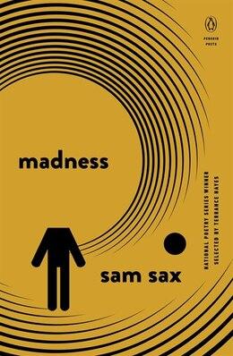 Book Madness by Sam Sax