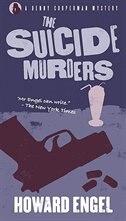 Book Suicide Murders by Howard Engel