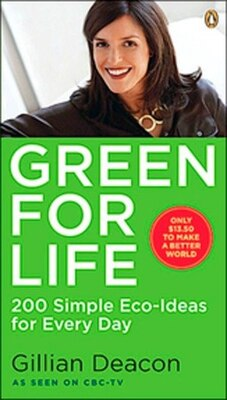 Book Green For Life: 200 Simple Eco-ideas For Every Day by Gillian Deacon