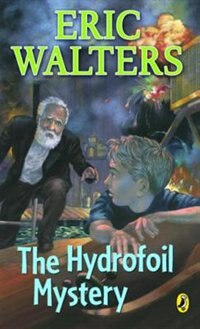 Book Hydrofoil Mystery by Eric Walters