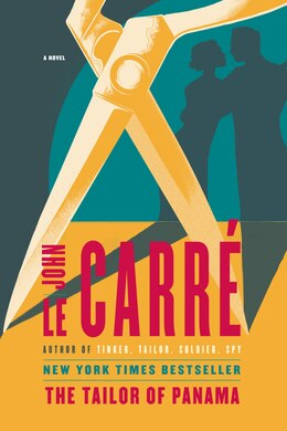 Book The Tailor Of Panama by John Le Carré