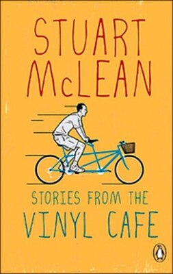 Book Stories From The Vinyl Cafe by Stuart Mclean