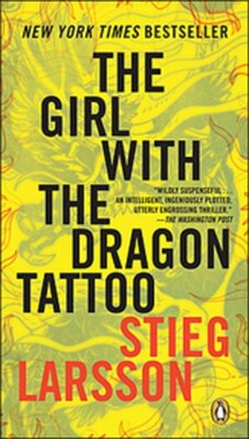 Book The Girl With The Dragon Tattoo: Book One Of The Millennium Trilogy by Stieg Larsson