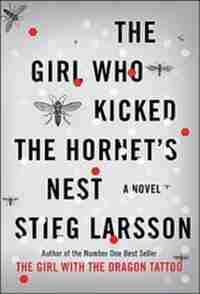 The girl who kicked the hornets nest book