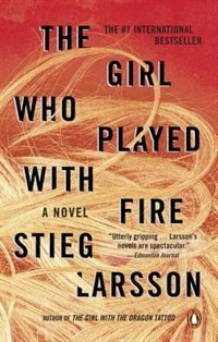 Book The Girl Who Played With Fire by Stieg Larsson
