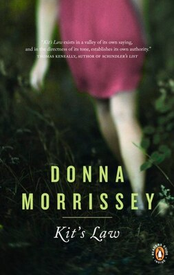 Book Kit's Law by Donna Morrissey