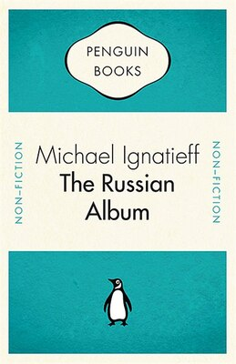 Book Penguin Celebrations - The Russian Album by Michael Ignatieff