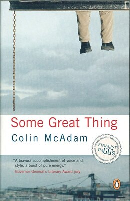 Book Some Great Thing by Colin Mcadam