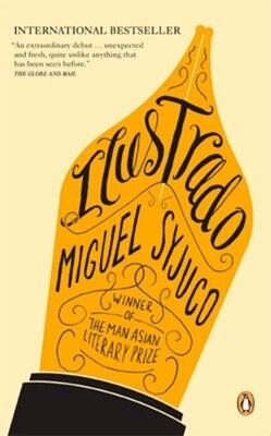 Book Ilustrado by Miguel Syjuco