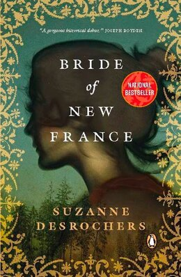 Book Bride Of New France by Suzanne Desrochers