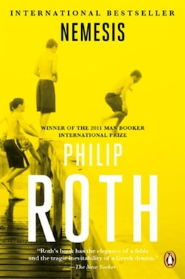 Book Nemesis by Philip Roth