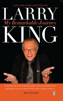 Book My Remarkable Journey by Larry King