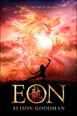 Book Eon: Dragoneye Reborn: Dragoneye Reborn by Alison Goodman