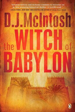 Book The Witch Of Babylon: Book One In The Mesopotamian Trilogy by D J Mcintosh
