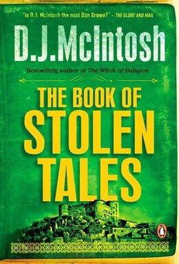 Book The Book Of Stolen Tales: Book Two In The Mesopotamian Trilogy by D J Mcintosh