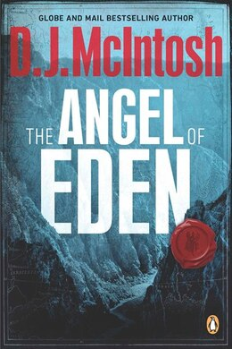 Book The Angel Of Eden: Book Three In The Mesopotamian Trilogy by D J Mcintosh