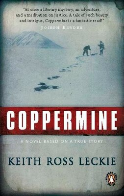 Book Coppermine by Keith Ross Leckie