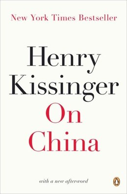 Book On China by Henry Kissinger