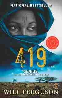 419: A Novel by Will Ferguson