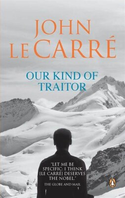 Book Our Kind Of Traitor by John Le Carré