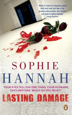 Book Lasting Damage by Sophie Hannah