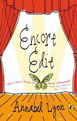 Book Encore Edie by Annabel Lyon