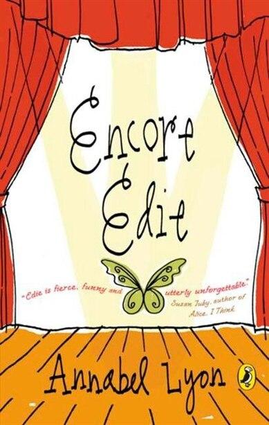 Encore Edie by Annabel Lyon