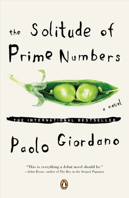 Book The Solitude Of Prime Numbers by Paolo Giordano