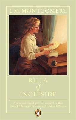 Book Rilla Of Ingleside by Lucy Maud Montgomery