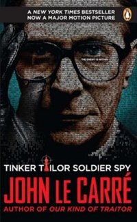 Book Tinker Tailor Soldier Spy by John Le Carré