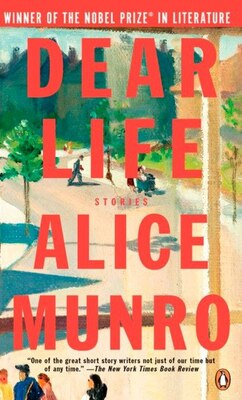 Book Dear Life by Alice Munro