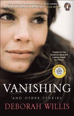 Book Vanishing: And Other Stories by Deborah Willis