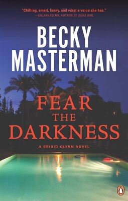 Book Fear The Darkness by Becky Masterman
