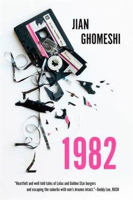 Book 1982 by Jian Ghomeshi