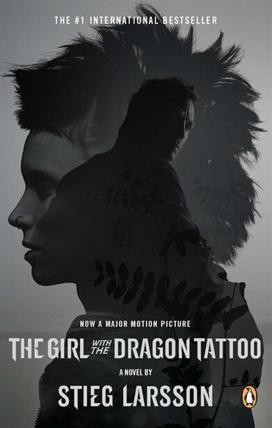 The Girl With The Dragon Tattoo: Book 1 Of The Millenium Trilogy by Stieg Larsson
